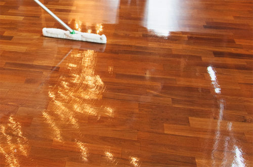 Wooden Floor Care