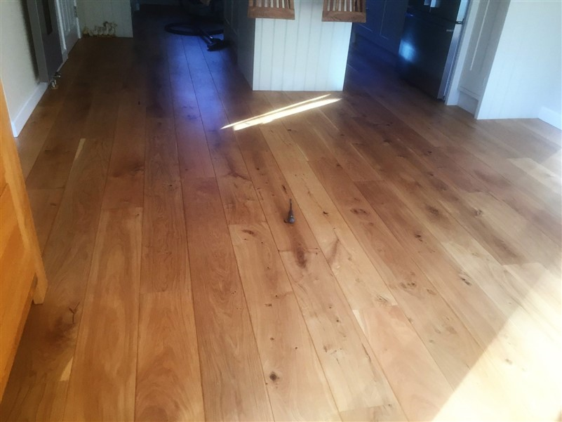 Floor Restauration